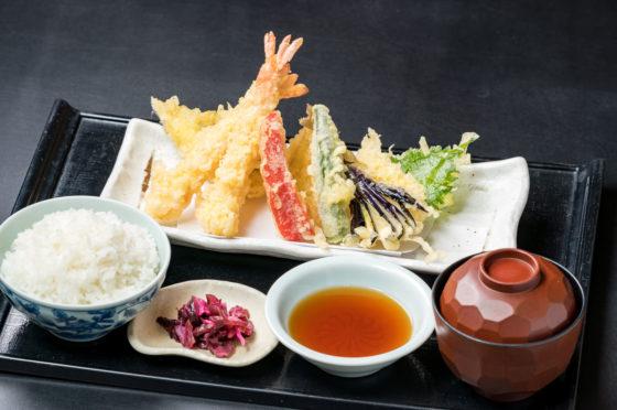 天丼蕎麦 竹若(たけわか)